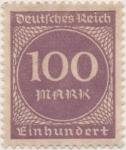 Sellos de Europa - Alemania -  Y & T Nº 243