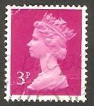 Sellos de Europa - Reino Unido -  965 - Elizabeth II