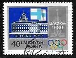 Sellos de Europa - Hungría -  Juegos olimpicos de verano