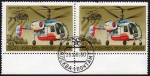 Stamps Russia -  COL-2 HELICOPTEROS BEPTONET KA-26