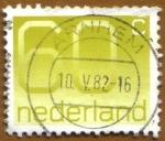 Stamps Netherlands -  Nominal