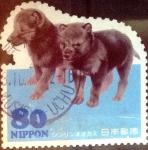 Sellos de Asia - Japón -  Scott#3596b Intercambio 1,25 usd 80 y. 2013