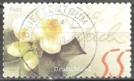 Stamps of the world : Germany :  Sello de los saludos.
