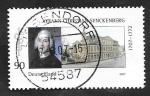 Sellos de Europa - Alemania -  2414 - Johann Christian Senckenberg