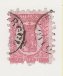Stamps : Europe : Finland :  40 PEN