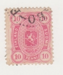Stamps : Europe : Finland :  10 PEN
