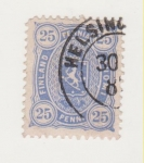 Stamps : Europe : Finland :  25 PEN