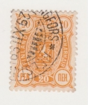 Stamps : Europe : Finland :  20 PEN