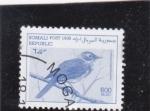 Sellos de Africa - Somalia -  AVES- Luscinia
