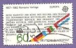 Sellos del Mundo : Europa : Alemania : INTERCAMBIO