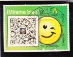Stamps : Europe : Spain :  !Mirame Bien! Emoticones (29)