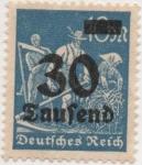 Stamps Germany -  Y & T Nº 260