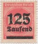 Sellos de Europa - Alemania -  Y & T Nº 267