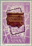 Stamps Spain -  68-01