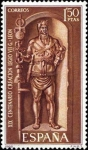 Stamps Spain -  68-02
