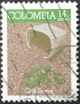 Stamps : America : Colombia :  Luis Alberto