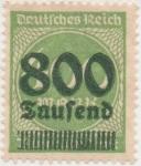 Sellos de Europa - Alemania -  Y & T Nº 277