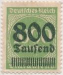 Sellos de Europa - Alemania -  Y & T Nº 280 [1]