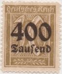 Stamps Germany -  Y & T Nº 285 [1]
