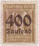 Sellos de Europa - Alemania -  Y & T Nº 285 [2]