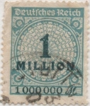 Sellos de Europa - Alemania -  Y & T Nº 295