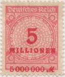 Stamps Germany -  Y & T Nº 298