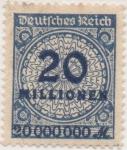 Sellos de Europa - Alemania -  Y & T Nº 300