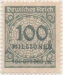 Stamps Germany -  Y & T Nº 303