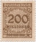 Sellos de Europa - Alemania -  Y & T Nº 304