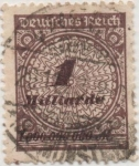 Stamps Germany -  Y & T Nº 320 [1]