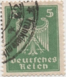 Stamps Germany -  Y & T Nº 349