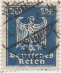 Sellos de Europa - Alemania -  Y & T Nº 351