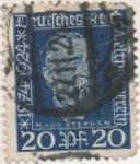 Stamps Germany -  Y & T Nº 360