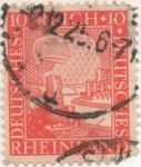 Stamps Germany -  Y & T Nº 366