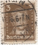 Stamps Germany -  Y & T Nº 379