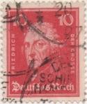 Stamps Germany -  Y & T Nº 382