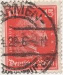 Stamps Germany -  Y & T Nº 383