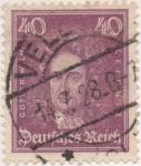 Sellos de Europa - Alemania -  Y & T Nº 387