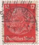 Stamps Germany -  Y & T Nº 448
