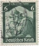 Sellos de Europa - Alemania -  Y & T Nº 525