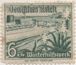 Stamps Germany -  Y & T Nº 597