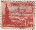 Sellos de Europa - Alemania -  Y & T Nº 599