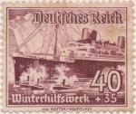 Stamps Germany -  Y & T Nº 602