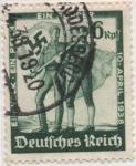 Sellos de Europa - Alemania -  Y & T Nº 605