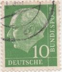 Sellos de Europa - Alemania -  Scott Nº 708