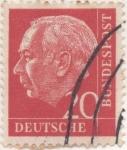 Sellos de Europa - Alemania -  Scott Nº 710 [1]