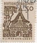Stamps Germany -  Scott Nº 909