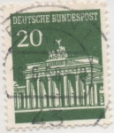 Stamps Germany -  Scott Nº 953