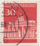 Sellos de Europa - Alemania -  Scott Nº 954 [1]