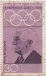 Stamps Germany -  Scott Nº 986